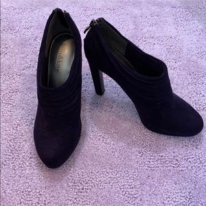 NWOT ankle booties